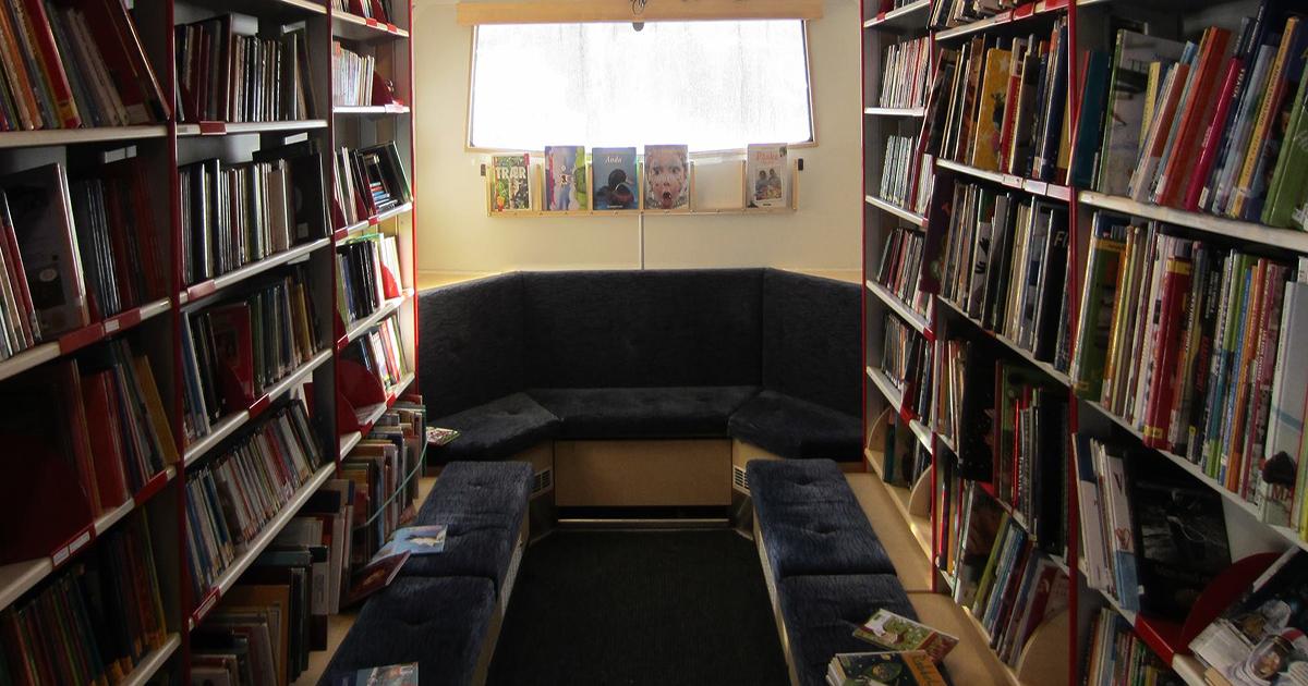 Inni bok- og kulturbussen